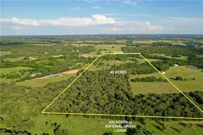 Wise County Farm & Ranch For Sale: 00 County Road 2788