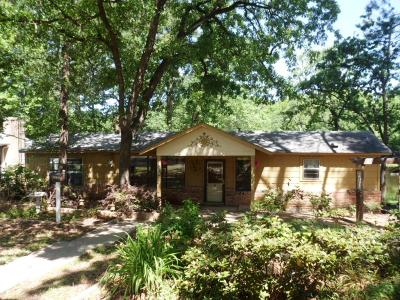 Quitman Single Family Home For Sale: 646 County Road 3235