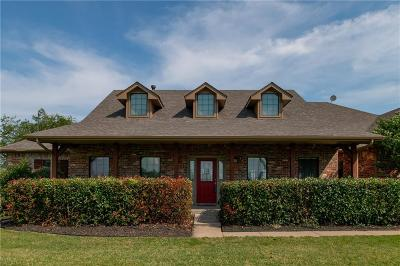 Waxahachie Single Family Home Active Kick Out: 860 Angus Road