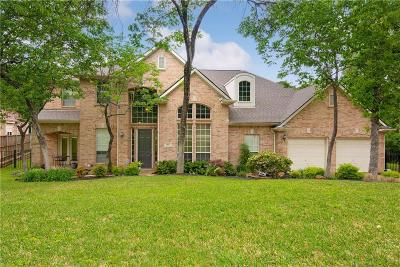 Denton County Single Family Home For Sale: 3107 Lake Highlands Drive