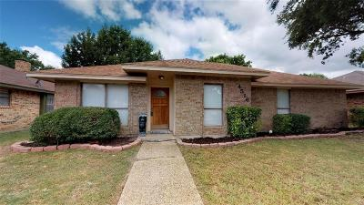 The Colony Single Family Home For Sale: 4516 N Colony Boulevard