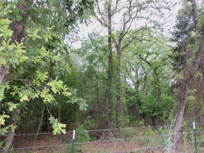 Wise County Residential Lots & Land For Sale: 852 Cr 2535