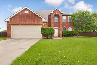 Denton County Single Family Home For Sale: 1940 Peppertree Drive