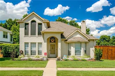 Coppell Single Family Home For Sale: 542 Village Green Drive