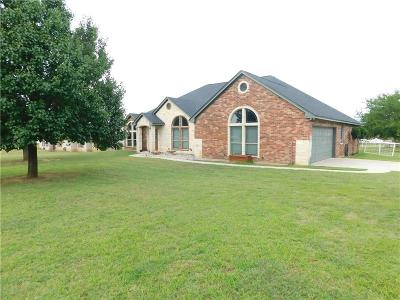 Wise County Single Family Home For Sale: 110 Private Road 3363