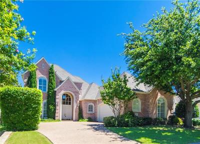 Frisco Single Family Home Active Option Contract: 5982 Arrowhead Drive