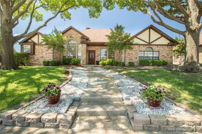 Plano Single Family Home For Sale: 2000 Brabant Drive
