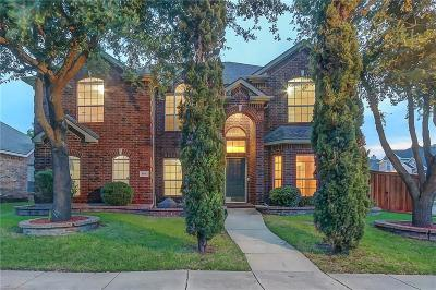 Allen Single Family Home For Sale: 806 Water Oak Drive