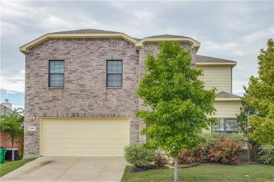 McKinney Single Family Home For Sale: 5204 Summit View Drive