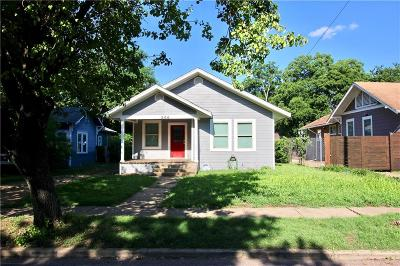 Dallas Single Family Home For Sale: 206 S Marlborough Avenue