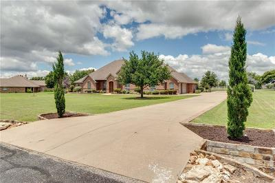 Haslet Single Family Home Active Option Contract: 1048 Van Zandt Court