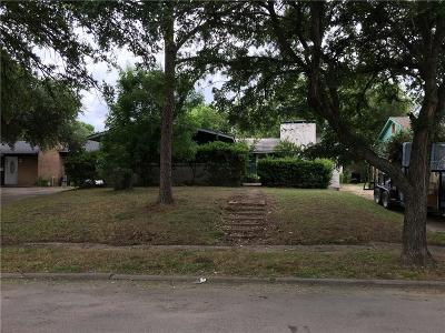 Dallas Single Family Home For Sale: 3036 Latham Drive