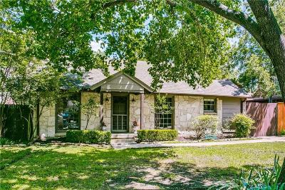 Dallas Single Family Home For Sale: 9106 San Fernando Way