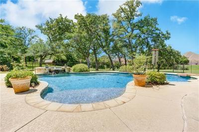 Flower Mound Single Family Home For Sale: 4712 Seafarer Court