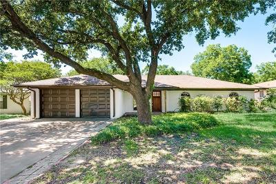 Navarro County Single Family Home Active Option Contract