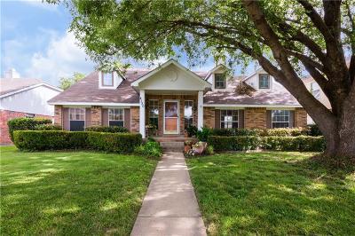 The Colony Single Family Home For Sale: 4120 Howard Drive
