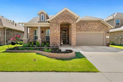 Northlake Single Family Home Active Option Contract: 804 Dove Cove