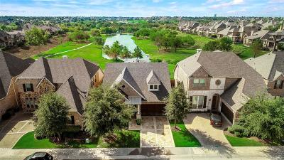 Lewisville Single Family Home For Sale: 2622 Hundred Knights Drive