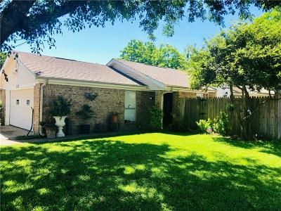 Garland Single Family Home For Sale: 5130 Lakeridge Court