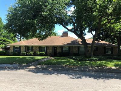 Single Family Home For Sale: 5034 Forest Bend Road