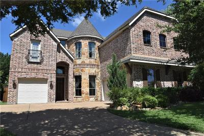 Allen Single Family Home For Sale: 975 White Rvr Drive