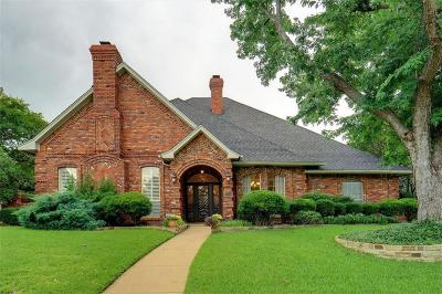 Colleyville Single Family Home For Sale: 4100 Lexington Parkway