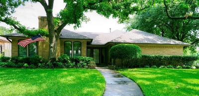 Arlington Single Family Home Active Option Contract: 4301 Wild Ivy Court