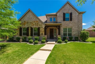 Frisco Single Family Home For Sale: 15994 Trail Glen Drive