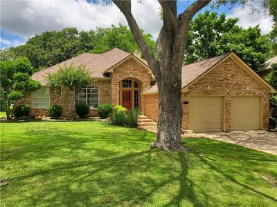 Highland Village Single Family Home Active Option Contract: 2510 Rosedale Street