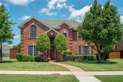 Lewisville Single Family Home For Sale: 2721 Club Ridge Drive
