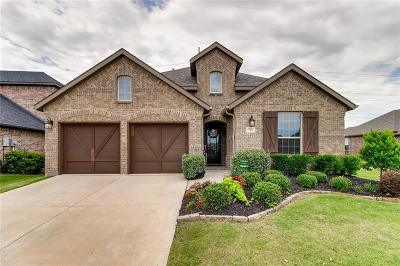Little Elm Single Family Home For Sale: 740 Field Crossing