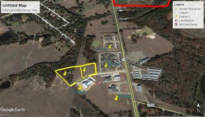 Canton Commercial Lots & Land For Sale: Tbd Burnett Trail