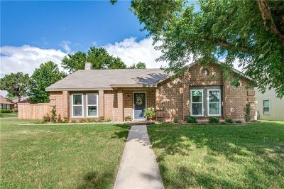 Flower Mound Single Family Home Active Option Contract: 4301 Thames Court