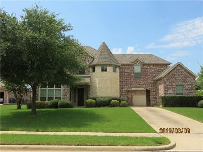 Murphy Single Family Home For Sale: 518 Mockingbird Drive