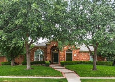 Collin County Single Family Home For Sale: 3021 Great Southwest