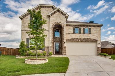 Prosper Single Family Home For Sale: 16724 Spence Park Lane