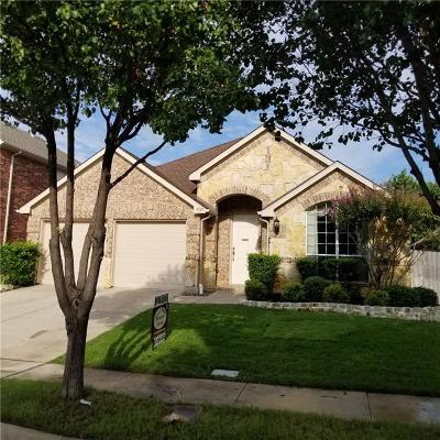 Fort Worth Single Family Home For Sale: 9117 Chardin Park Drive