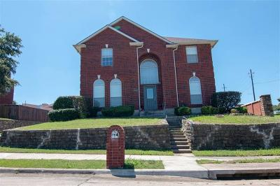 Carrollton Single Family Home For Sale: 1600 Bennington Drive