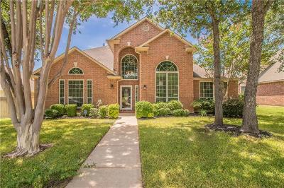 Keller Single Family Home For Sale: 1528 Highland Lakes Drive