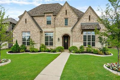 Sachse Single Family Home For Sale: 7607 Ridgebluff Lane