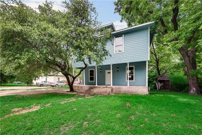 Corsicana Multi Family Home For Sale: 613 S 14th Street