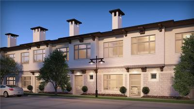 McKinney Townhouse For Sale: 7104 Wessex Court