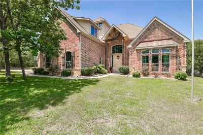 Azle Single Family Home For Sale: 930 Boling Ranch Road