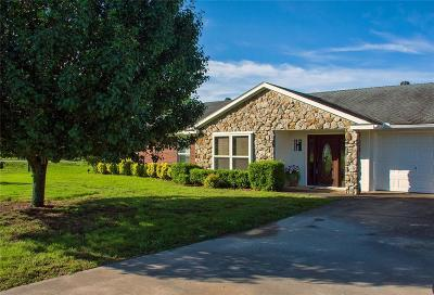 Van Alstyne Single Family Home Active Option Contract: 886 Oil Mill Road