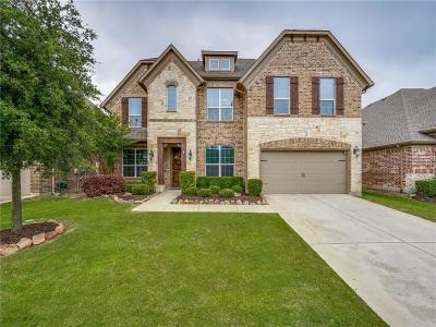 McKinney Single Family Home For Sale: 8313 Saint Clair Drive