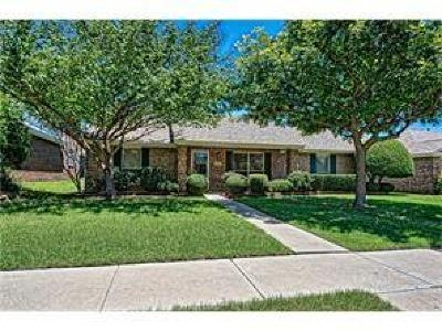 Frisco Single Family Home For Sale: 8200 Dock Street