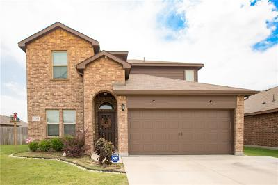 Single Family Home For Sale: 6259 Eland Run Street