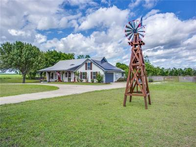 Farmersville Single Family Home For Sale: 5003 County Road 644