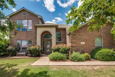 Aledo Single Family Home For Sale: 116 Langley Court