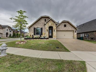 Lewisville Single Family Home For Sale: 2283 Prairie Glen Street